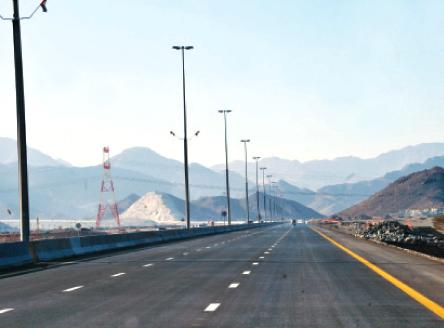  دائري رأس الخيمة  وامتداد طريق الإمارات بـ 540 مليون درهم