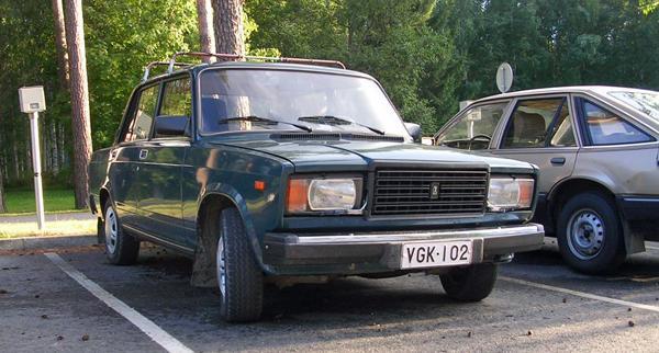 بالصور: أغرب السيارات التي صنعت في روسيا أثناء الحقبة السوفييتية