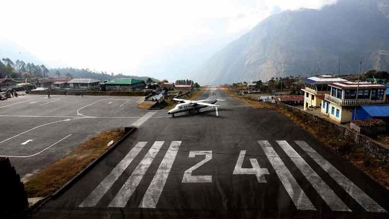 بالصور.. أغرب مدارج المطارات على مستوى العالم