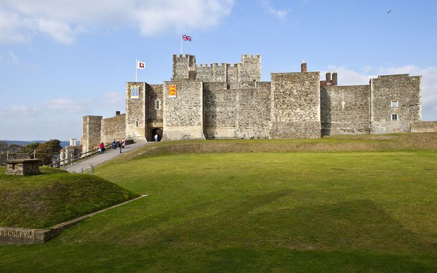 بالصور .. أفضل القلاع في بريطانيا