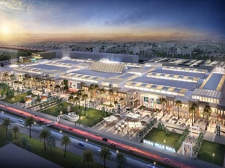  إعمار العقارية  تطلق مشروع  دبي هيلز مول  الجديد – صور