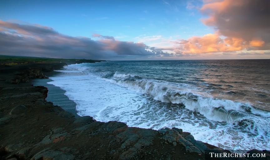 بالصور... 10 من أخطر الشواطئ على مستوى العالم
