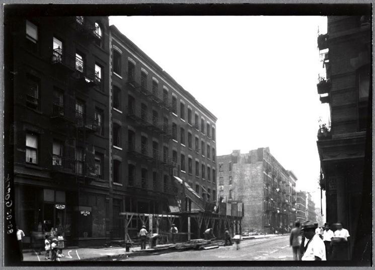 """نادرة لمدينة """"نيويورك"""" عندما كانت"""